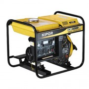 Generator de curent monofazat KIPOR KDE 3500 X, 3.2 kVA, diesel