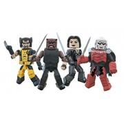 Diamond Select Toys Marvel Minimates: Curse Of The Mutants Box Set