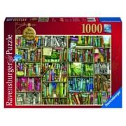 PUZZLE 14Ani+ LIBRARIA BIZARA, 1000 PIESE