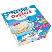 Nestle Baby Dessert Semoule au lait 4*100g