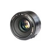 Lente Yongnuo YN 50mm F/1.8 Para Nikon