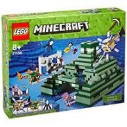 LEGO Minecraft kocke The Ocean Monument - Okean 1122 dela 21136