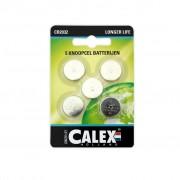 Calex Knoopcel Lithium 5 stuks
