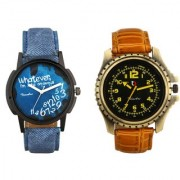 Timebre Men Royal Turquoise Casual Analog Watch-331