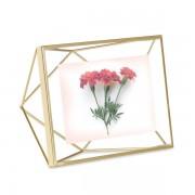 Рамка за снимки UMBRA PRISMA - цвят месинг - 10 х 15 см