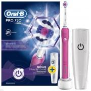 PROCTER & GAMBLE ORAL-B, elektrische Zahnbürste PRO750 3DW 1 Stück !