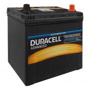Akumulator za automobil Duracell Advanced 12V, 45 Ah, ASIA D+, 390A