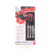 Longfield Games Steeltip Nickelsilver Darts 24 Gram