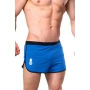 JJ Malibu Booty Short Shorts Cobalt Blue JJBTM007