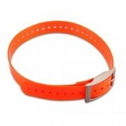 Garmin Replacement Collar TT10, Small dog orange