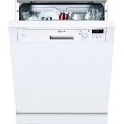 Neff S41E50W1GB Built In Semi Integrated Dishwasher - White