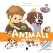 Animale domestice. Enciclopedia celor mici. Larousse