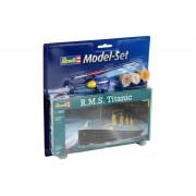 Revell Model Set R.M.S. Titanic hajó makett revell 65804