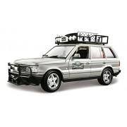 Bburago Range Rover, Silver