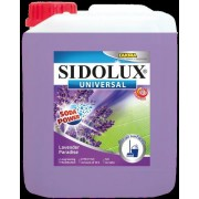 Sidolux Soda Power universal čistič s vůní 5l Levandulový ráj/ f