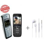 Refurbished Nokia 1110+ Nokia E63+YR Handfree