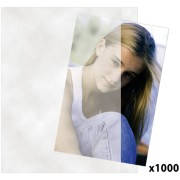 1x1000 Daiber Glassine Sleeves 7x10