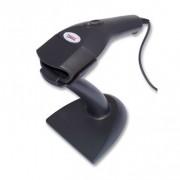 Lector código de barras laser Posline SL2080 negro c/base