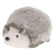 Merkloos Decoratie egel liggend 18 cm