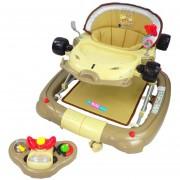 Andadera para Bebe de Lujo Mecedora Tablero Musical Racing