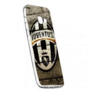 Husa de protectie Football Juventus Samsung Galaxy J4 Plus 2018 rez. la uzura Silicon 228