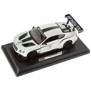 Bburago GT3 Racing Bentley, White