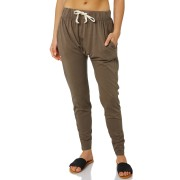 Silent Theory Fluid Womens Pant Olive Olive