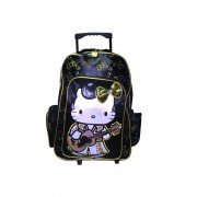 Troler copii Hello Kitty Gold