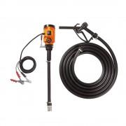 Elektrische Fasspumpe 12 V Zapfventil
