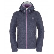 pulóver The North Face W ZERMATT FULL ZIP HOODIE CG07E0Q
