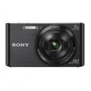 Sony Cyber-shot DSC-W830 (czarny) - 26,45 zł miesięcznie - odbierz w sklepie!