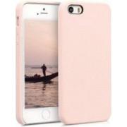 Husa Senno Neo Full Silicone pentru Apple iPhone 5 5S sau SE Tan