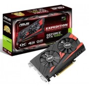 Placa Video ASUS GeForce GTX 1050 Ti EX STRIX GAMING OC, 4GB, GDDR5, 128 bit