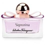 Perfume Signorina Feminino Salvatore Ferragamo EDP 100ml - Feminino-Incolor