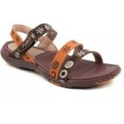 Fuel Women Brown Sandals