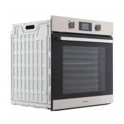 Indesit IFW6340IXUK Single Built In Electric Oven - Stainless Steel