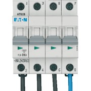 Eaton installatieautomaat 3P+N C16A