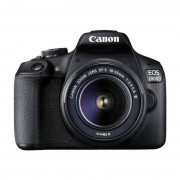 Canon EOS 2000D 24.1MP WiFi + EF-S 18-55mm F3.5-5.6 IS III