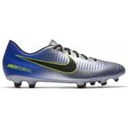 Nike Mercurial Vortex III Neymar FG - scarpe da calcio per terreni compatti - Silver/Blue