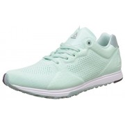 Reebok Women's Eve Tr Mist, Grey, White and Meteorite Multisport Training Shoes - 7 UK/India (40.5 EU)(9.5 US)