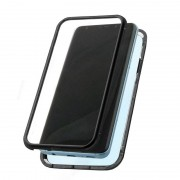 ksix Capa Ksix Magnetic Preta para Samsung Galaxy S9 Plus