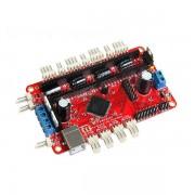 3D Printer Controller Board Teensylu V0.8 Hi3D RepRap Prusa Mendel