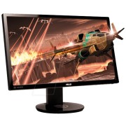 ASUS VG248QE - 61cm Monitor, mit Pivot, Lautsprecher, 1080p, EEK A+