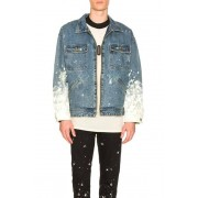 Fear of God Selvedge Denim Work Jacket in Blue. - size S (also in L,M,XL)