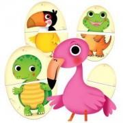 Детска занимателна игра Мемори Carotina Baby Memoria Mix Lisciani, 8008324058600