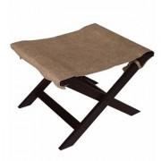 Onlineshoppee Fergie Foldable Stool Light Brown