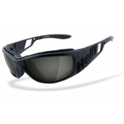 Helly Bikereyes Vision 3 Polarized Solglasögon Svart en storlek