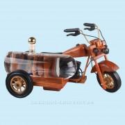 Motorka - chopper - láhev