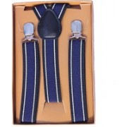 Homeshopeez Y- Back Suspenders for Boys, Girls(Multicolor)