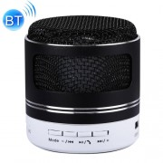 Portable Mini Bluetooth Speaker Built-in Mic for iPhone Samsung HTC Sony and other Smartphones (Black)
